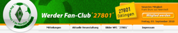 Werder Fan-Club